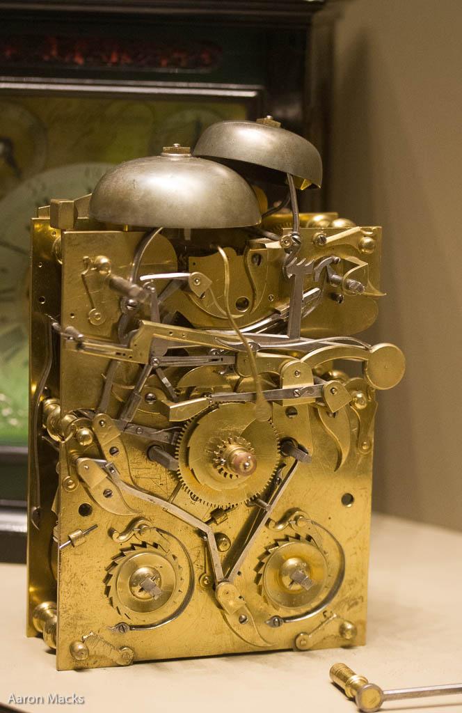Album London British Museum Tompion Travelling Clock